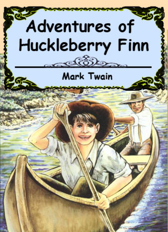 the transformation of huckleberry finn in the adventures of huckleberry finn by mark twain Huckleberry finn had a tough life with his drunk father until an adventure with tom sawyer changed everything but when huck's dad returns and kidnaps him, he must escape down the mississippi river with runaway slave, jim they encounter trouble at every turn, from floods and gunfights to.