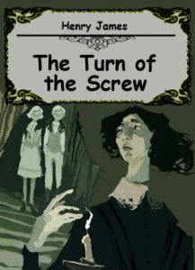 an analysis of the stylistic devices used in the turn of the screw by henry james