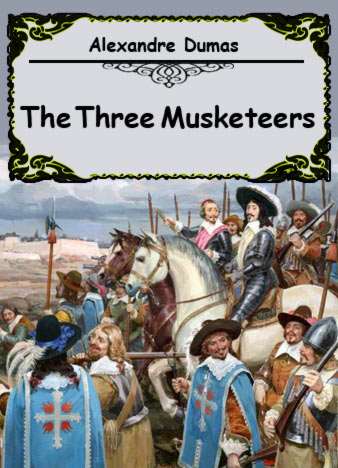 The-Three-Musketeers-Alexandre-Dumas