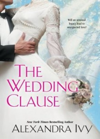 The Wedding Clause by Alexandra Ivy