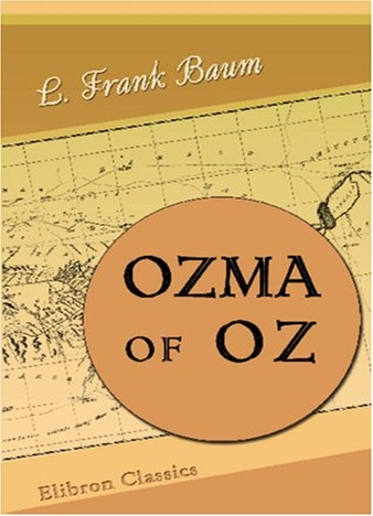 Ozma of Oz by L. Frank Baum