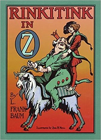 Rinkitink in OZ by L. Frank Baum
