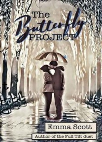 The Butterfly Project by Emma Scott