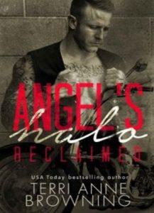 Angel's Halo Reclaimed (Angel's Halo MC #4) by Terri Anne Browning