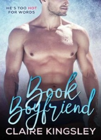 Book Boyfriend by Claire Kingsley
