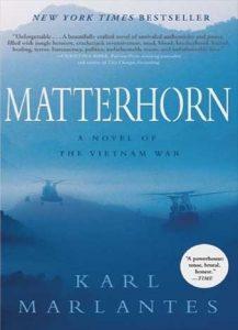 Matterhorn by Karl Marlantes