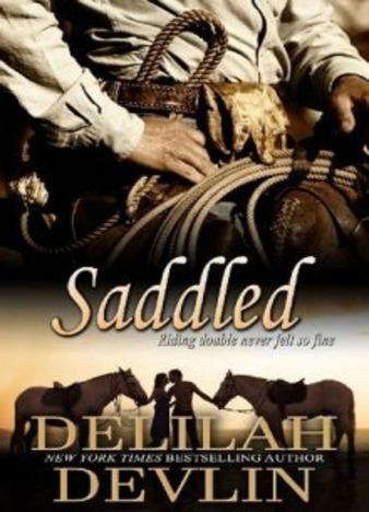 Saddled by Delilah Devlin