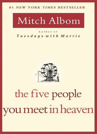 the five people you meet in heaven book download free