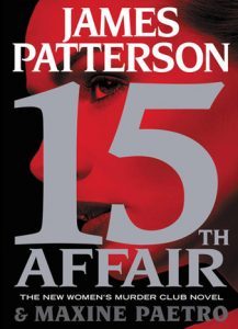 15th Affair (Women's Murder Club) by James Patterson