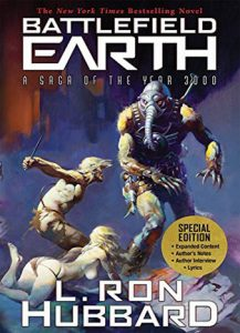 Battlefield Earth A Saga of the Year 3000 by L. Ron Hubbard