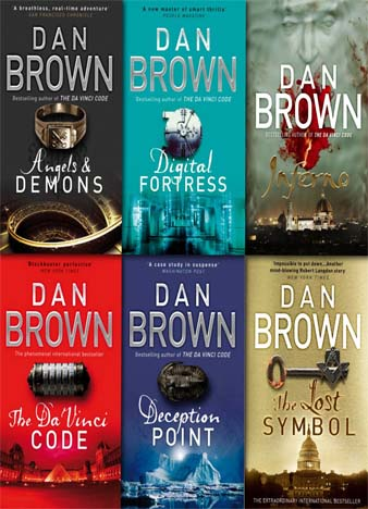 Dan Brown Complete Box Set