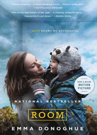 Room A Novel by Emma Donoghue