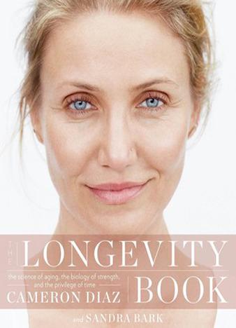 The Longevity Book by Cameron Díaz