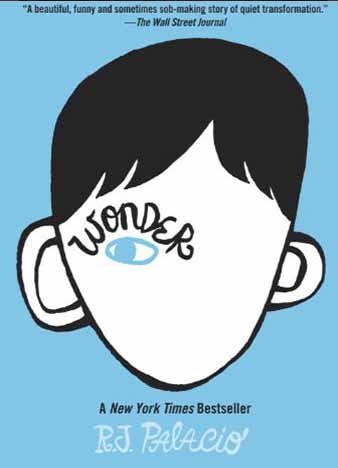 Wonder (Wonder #1) by R.J. Palacio