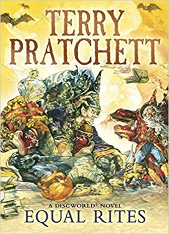 Equal Rites (Discworld Novel 3) by Terry Pratchett