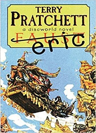 Eric (Discworld Novel 9) by Terry Pratchett