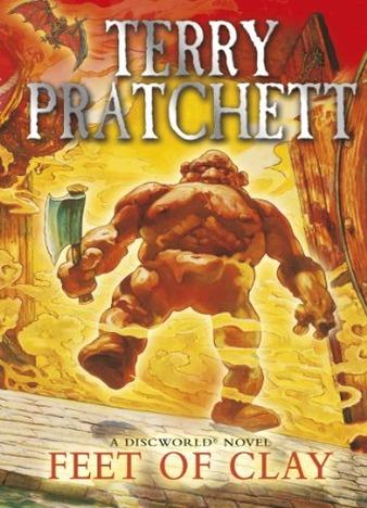 Feet Of Clay (Discworld Novel 19) (Discworld series) by Terry Pratchett