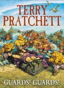 Guards! Guards! (Discworld Novel 8) by Terry Pratchett