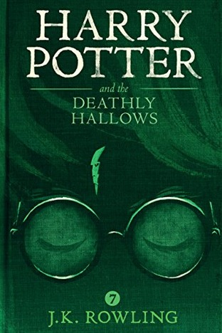 Harry Potter and the Deathly Hallows by Joanne Rowling