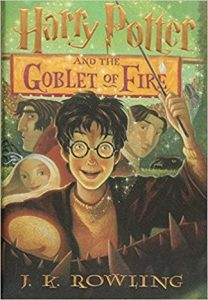 Harry Potter and the Goblet of Fire by Joanne Rowling