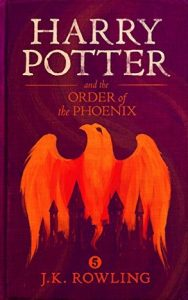 Harry Potter and the Order of the Phoenix by Joanne Rowling