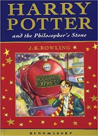 Harry Potter and the Philosopher's Stone by Joanne Rowling