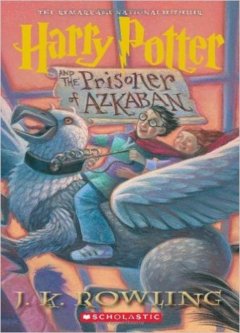 Harry Potter and the Prisoner of Azkaban by Joanne Rowling