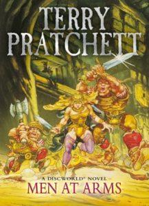 Men At Arms (Discworld Novel 15) by Terry Pratchett