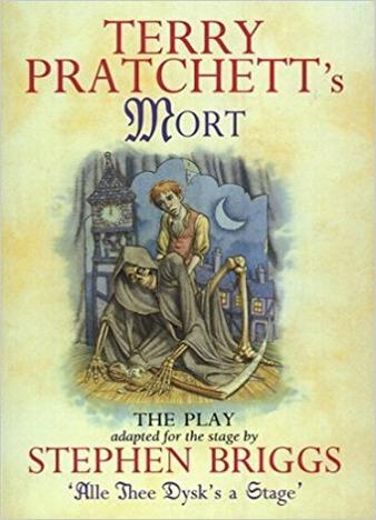 Mort (Discworld Novel 4) by Terry Pratchett