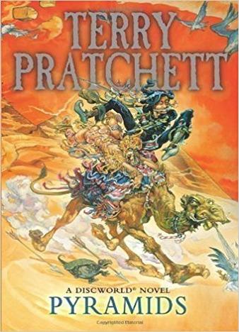 Pyramids (Discworld Novel 7) by Terry Pratchett