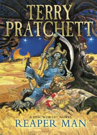 Reaper Man (Discworld Novel 11) by Terry Pratchett