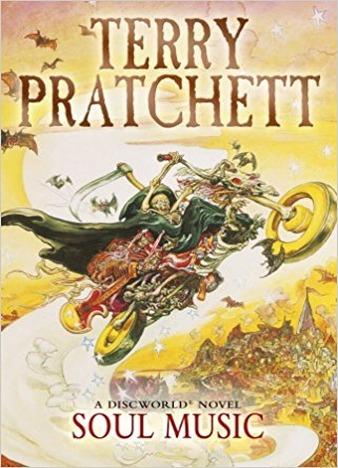 Soul Music (Discworld Novel 16) by Terry Pratchett