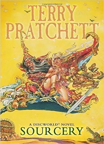 Sourcery (Discworld Novel 5) by Terry Pratchett