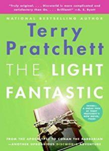 The Light Fantastic A Novel of Discworld by Terry Pratchett