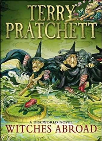 Witches Abroad (Discworld Novel 12) by Terry Pratchett