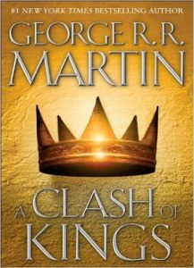 A Clash of Kings (The Song of Ice and Fire) by George R. R. Martin