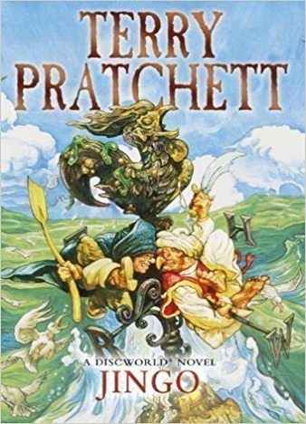 Jingo (Discworld Novel 21) by Terry Pratchett