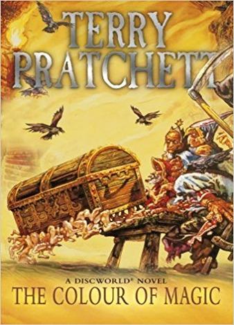 The Colour of Magic (Discworld Novel 1) by Terry Pratchett