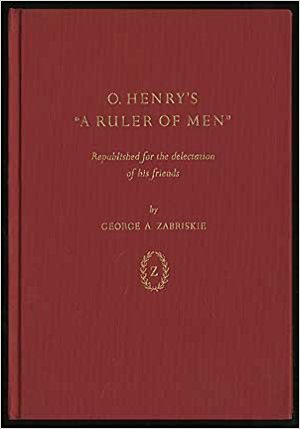 A-Ruler-of-Men-by-O.-Henry
