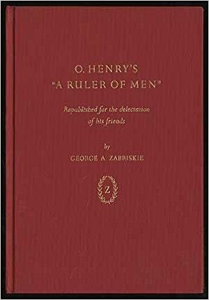 A-Ruler-of-Men-by-O.-Henry
