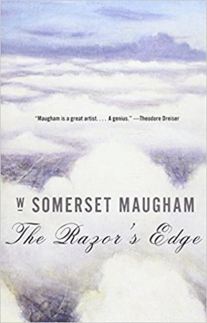The Razor's Edge by William Somerset Maugham